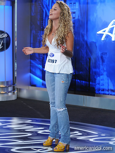 american idol 2011 haley. american idol 2011 haley.