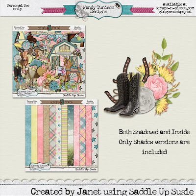 New Releases from Wendy Tunison Designs, Oh My!  But That