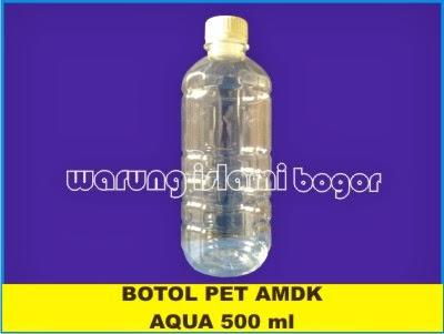 Jual Botol Kosong Air Mineral AMDK