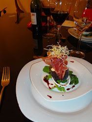 Fig & Jamon Serrano Tower