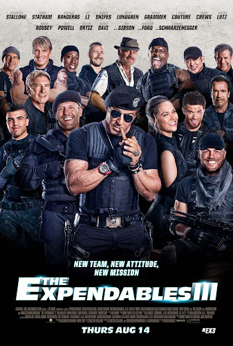 The Expendables 3 (BRRip 1080p Dual Latino / Ingles) (2014)