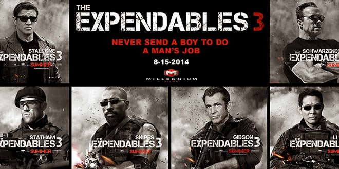 Expendables 3 Movie Review And Official Story