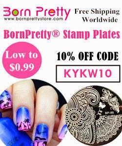BornPrettyStore 10% скидка код: KYKW10