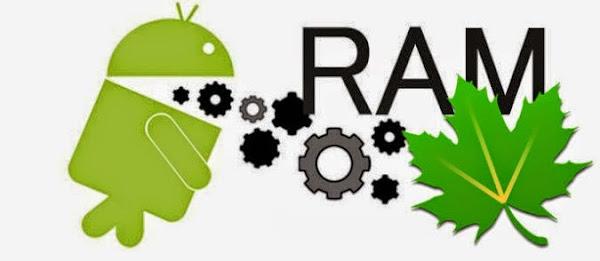 Menambah Ram di Android