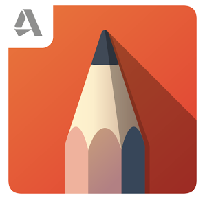 Aplikasi Gambar dan Desain Sketsa Di Android
