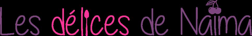 Les délices de Naïma (Nouveau logo)