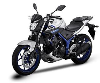 Harga Motor Terbaru Yamaha MT-25