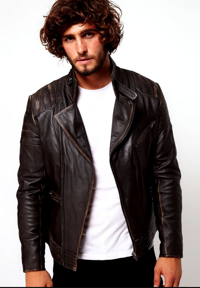 Cool Men Leather Jackets