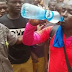 CRIMINAL LOVE? Robbers gave me N200, pure water on the road – Man who trekked from Lagos to Abuja