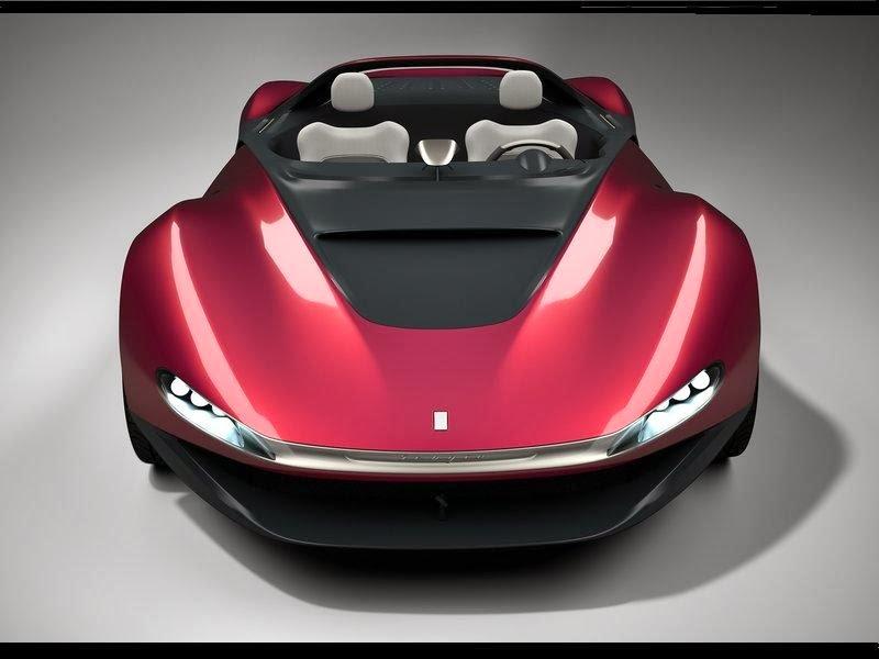 Ferrari Sergio Concept Model Year 2013 News Cars New