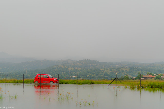 Bhandardara in monsoon