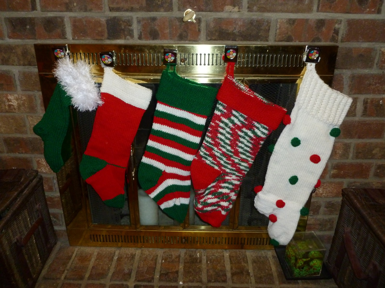 The Warden\'s Log: FOUR FABULOUS FREE CHRISTMAS STOCKING KNITTING ...