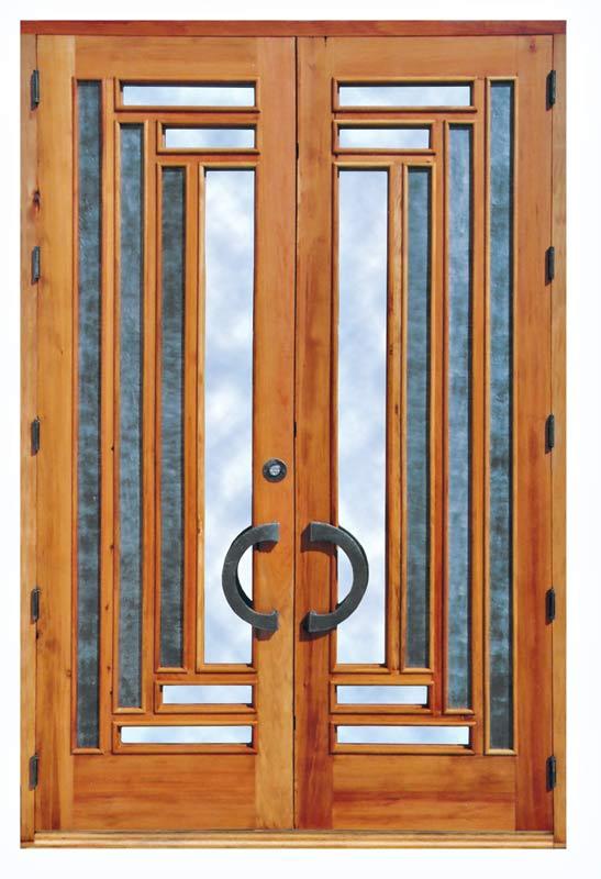 Modern homes modern doors designs ideas.   Modern Home Plan Idea