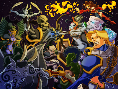 DOTA Wallpaper, Cartoon Wallpaper, Games Wallpaper