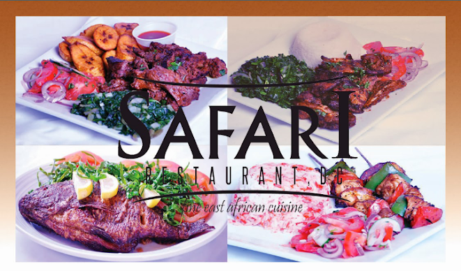 SAFARI RESTAURANT WASHINGTON DC