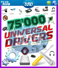 Universal Drivers 75000 for Windows XP free download by VSZ