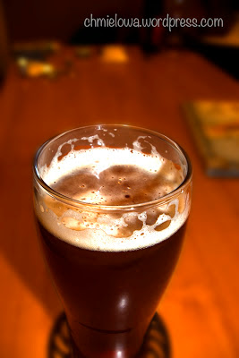 piwo na halloween