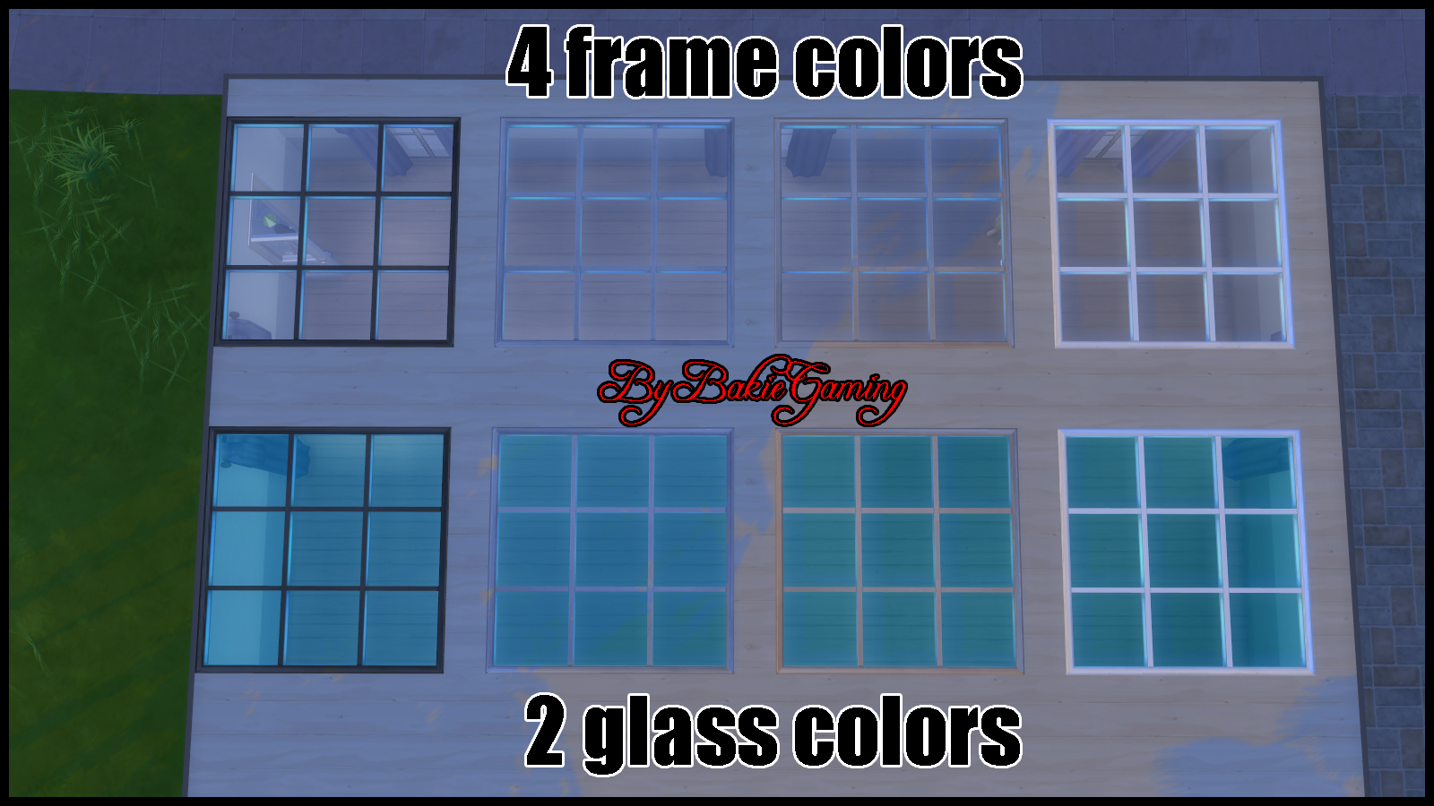 Sims 4 mods traits downloads 187 sims 4 updates 187 page 58 of 100 - Transparent Floor Windows By Bakie Mod The Sims