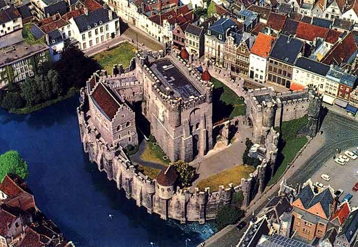 Kết quả hình ảnh cho Gravensteen Castle