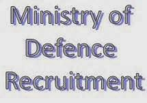 Ministry of Defence Recruitment 2015