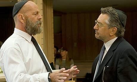 De Niro and Willis in What Just Happened?