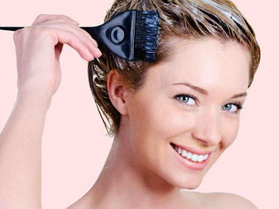 وصفات لتفتيح لون الشعر بالمنزل ...بدون استعمال الصبغة