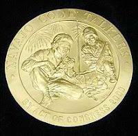 code talker medal