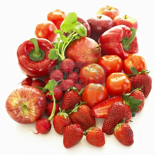 Macdonough School: Red Fruits and Vegetables