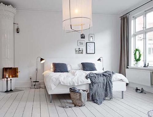 phong thủy, phòng ngủ, tranh, treo tường, đèn ngủ, ánh sáng