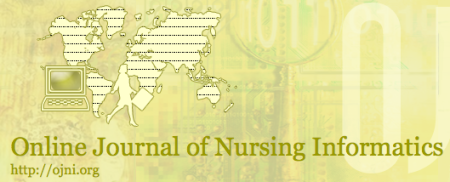 Online Journal For Nursing Informatics