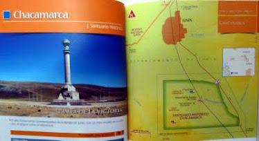 """Santuario Histórico """"Chacamarca"""""""