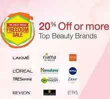 Get Great Deals on Beauty Products Upto 25% off at starting price Rs 32 at Amazon.in:buytoewarn