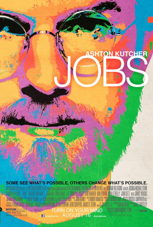 Jobs Poster Starring Ashton Kutcher
