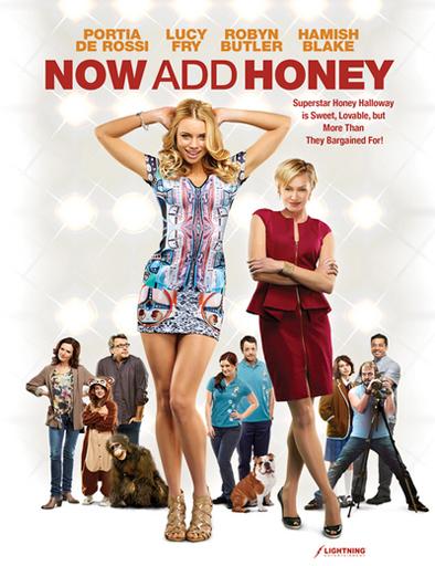 ¿Qué hacemos con Honey? (2015)