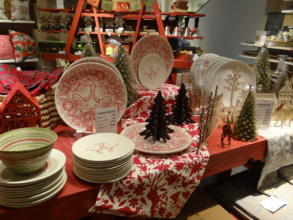 homebuildlife christmas at crate and barrel