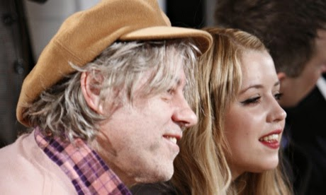 Bob Geldof, Peaches Geldof, Interview,