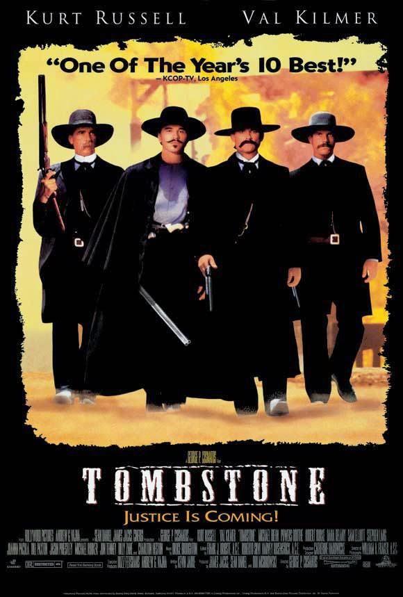Ver Tombstone (1993) Online