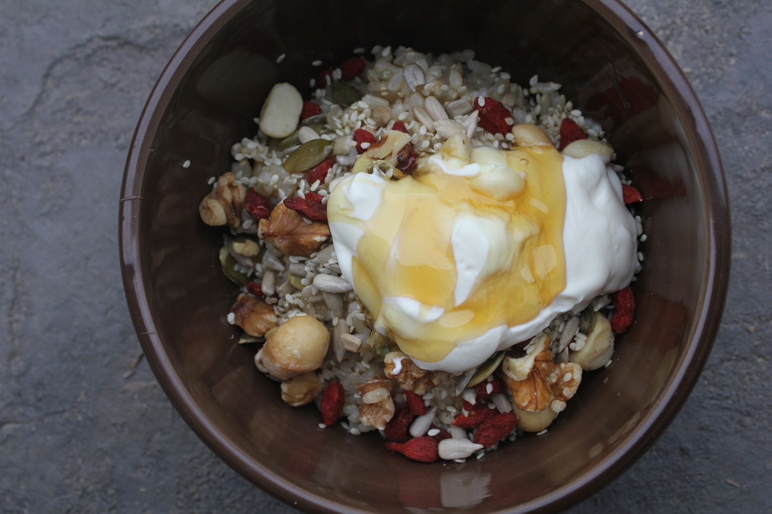 nuts rice with apricots and pistachios matzo granola with apricots ...