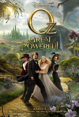 Oz The Great and Powerful Sweepstakes and Instant Win Game