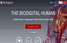 The Biodigital Human: nos muestra el cuerpo humano en 3d online