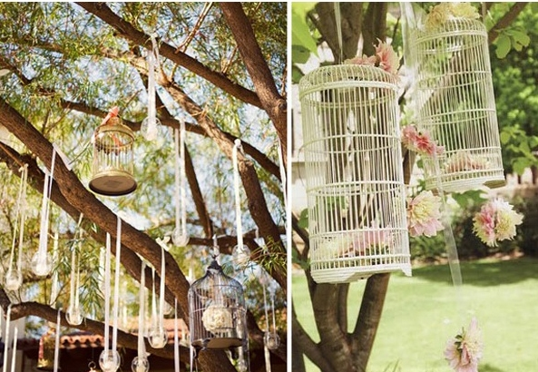 birdcage decoration
