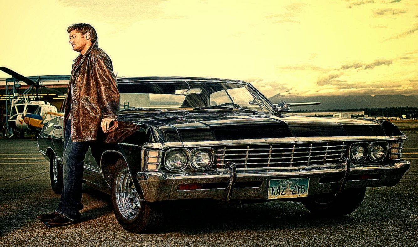 supernatural car impala wallpaper - photo #35