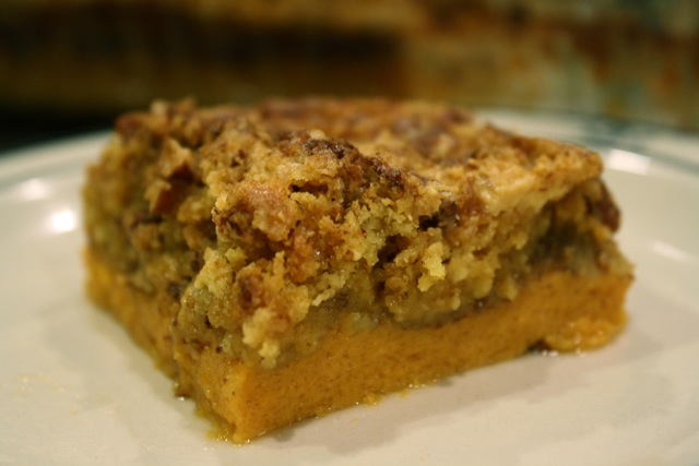 The Traveling Spoon: Pumpkin Crunch Cake (12 Weeks of Christmas ...