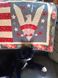 July 4th- How to Applique