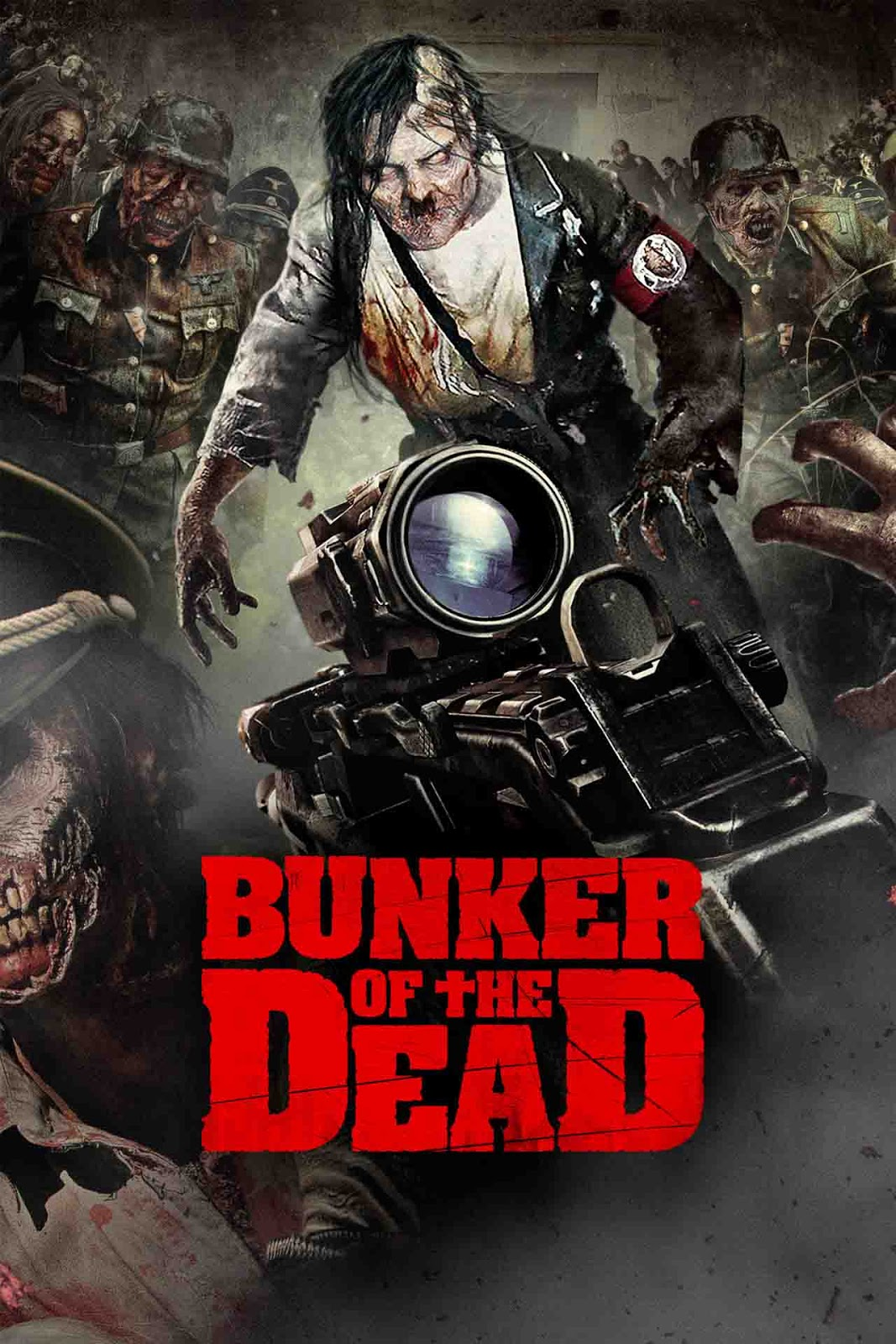 Bunker Of The Dead Torrent - Blu-ray Rip 720p Legendado (2016)