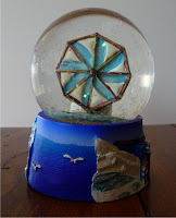 0083 Palle di neve - Boule à neige - Snow globe (GREECE)