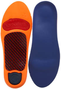 Insoles for Sorbothane Ultra Graphite Arch Support