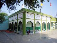 Near bhadar shah tomb