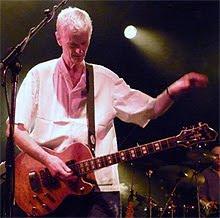 Peter Hammill en la Sala BBK de Bilbao en mayo