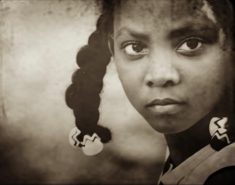 Gunnar Salvarsson: girl in Nicaragua.